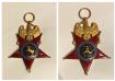 Insigne de dignitaire de l'ordre royal des Deux-Siciles