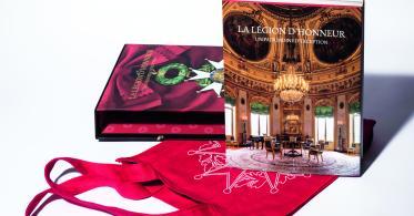 Visuel livre, la Légion d'honneur un patrimoine d'exception