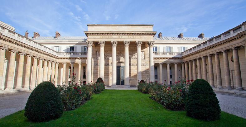 Hôtel de Salm, Palace of the Legion of Honor | La grande ...